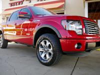 1-Owner. 2012 Ford F150 Crew Cab FX4 4x4. This F150 is