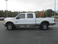 2012 FORD F250 LARIAT 4X4 SUPER DUTY - 1 OWNER ( SOLD