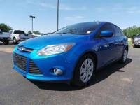 This 2012 Ford Focus SE Hatchback only has 64,811 miles