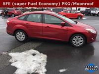 2012 Ford FocusSE Red Candy Metallic Tinted Clearcoat