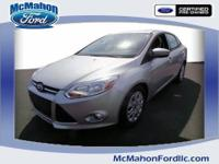 Low Miles on this 2012! These Focus' are great