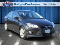 2012 Ford Focus SE . CARFAX: 1-Owner, Buy Back
