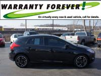 2012 Ford Focus 4dr Car SE Our Location is: Roper Honda