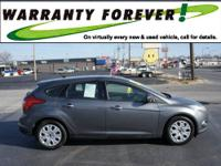2012 Ford Focus 5 Dr Hatchback SE Our Location is: