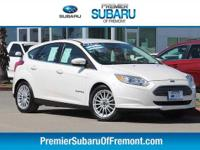 Options:  2012 Ford Focus Electric 4D
