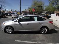 Options:  2012 Ford Focus 4Dr Sdn Sel|Silver|70|500