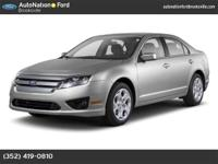2012 Ford Fusion Our Location is: Autonation Ford