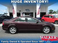 New Arrival! *CarFax One Owner!* *This Fusion is