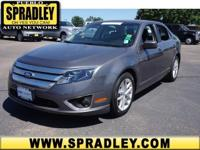 This impressive example of a 2012 Ford Fusion SEL is
