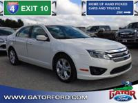 2012 Fusion SE 200A 4 Door Sedan with fuel saving 2.5L