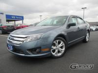 USED 2012 Ford Fusion SE with less than 30,000 miles!