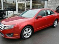 ONLY 9K MILES!! 2012 Ford Fusion 'SE' Sedan!! Power