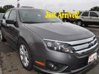 Maxwell Ford presents this 2012 FORD FUSION 4DR SDN SE