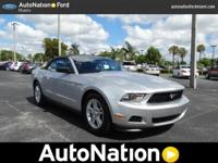 This beautiful Ford Mustang convertible is proof that a
