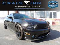 PREMIUM & KEY FEATURES ON THIS 2012 Ford Mustang