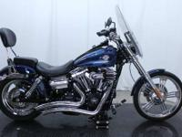 The 2012 Harley-Davidson Dyna Wide Glide FXDWG is full