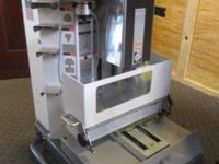 2012 Gemvision Revo 540C CNC Milling System Serial No: