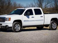 Look at this 2012 GMC Sierra 2500HD Denali. Its