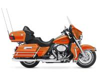 New for 2012 the Harley Ultra Classic Electra Glide