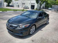 2012 HONDA ACCORD COUPE LOADED WITH ALL POWER OPINIONS,
