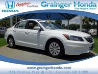 CARFAX 1-Owner, GREAT MILES 29,868! LX trim. EPA 34 MPG