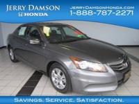 CARFAX 1-Owner, LOW MILES - 20,413! FUEL EFFICIENT 34