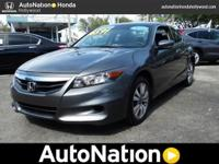 This 2012 Honda Accord Cpe is offered to you for sale