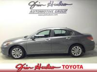 Options:  2012 Honda Accord Sdn Ex-L Is Proudly Offered