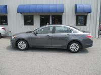 Options:  2012 Honda Accord Sdn Lx|Miles: 75920Color: