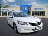 Drive in style with this Honda Accord EX-L. This