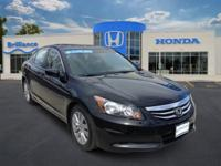 Honda Certified, One Owner Accord EX. This car looks,