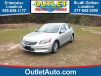 Outlet Rental Car Sales has a wide selection of
