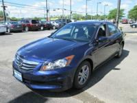 Experience driving excellence in the 2012 Honda Accord!