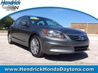 Honda Certified. CARFAX 1-Owner. Excellent Condition.