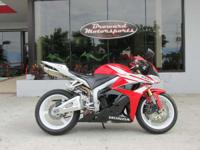 2012 Honda CBR600RR DISCOUNTED PRICE FOR CASH FINANCING