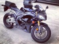 2012 Honda CBR600RR Powersport. This 2012 Honda