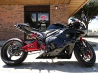 2012 Honda cbr600rr, Must See, Excellent Condition With