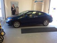 2012 Honda Civic EX, MotorTrend Certified, One Owner