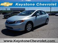 You can discover this 2012 Honda Civic Sdn LX and
