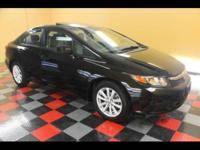 2012 Honda Civic EX LIKE NEW, AUTO, 12,593 Miles Clean