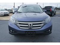 Take a look at this 2012 Honda CR-V EX-L, 1 Owner,