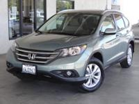 1-Owner! ONLY 9K Miles! CR-V EX-L - AWD! Thoughtfully