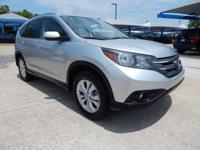 We are excited to offer this 2012 Honda CR-V. When you