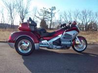 2012 Honda Gold Wing Audio Comfort (GL18HPM) NEW 2012