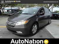 This 2012 Honda Odyssey is offered to you for sale by