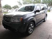 Looking for a clean, well-cared for 2012 Honda Pilot?
