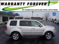2012 Honda Pilot SUV 4X4 EX-L w/DVD Our Location is: