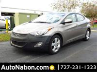 2012 Hyundai Elantra Our Location is: Autoway Ford -