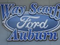 28/38 City/Highway MPG Way Scarff Ford has been serving