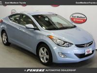 PRICE DROP FROM $13,991, EPA 38 MPG Hwy/28 MPG City!,